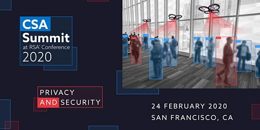 CSA Summit @ RSAC 2020 Complimentary Expo Hall Pass