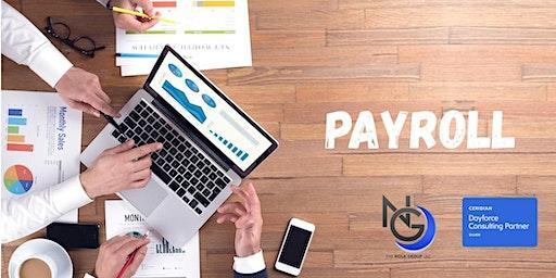 Dayforce Payroll 102 - Understand The Journey