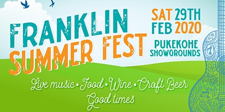 Franklin Summer Fest tickets