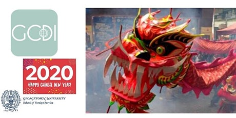 GCDI Chinese New Year Celebration Dinner (Co-Sponsored by UCLA DC Network) tickets