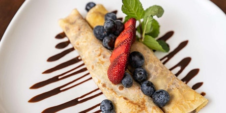 French Crêpes for Beginners - Cooking Class by Golden Apron™ tickets