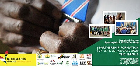The Netherlands-Ghana Business Fair Kick-off tickets
