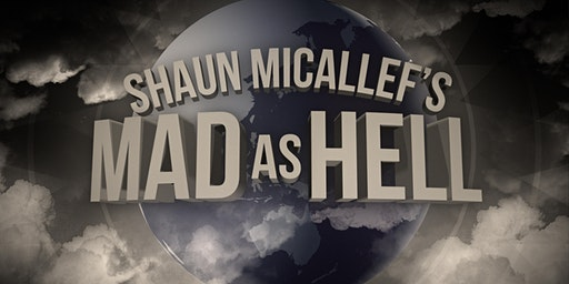 Shaun Micallef's MAD AS HELL Series 11 - Studio Audience