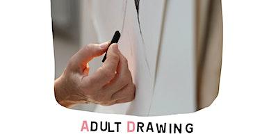 Sunday Adult Drawing  Club
