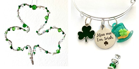 St. Patrick's Day Jewelry and Decor tickets
