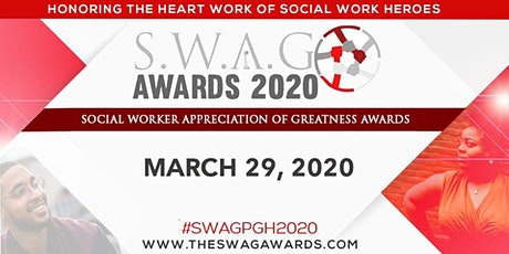 S.W.A.G Social Worker Appreciation of Greatness Awards Ceremony tickets
