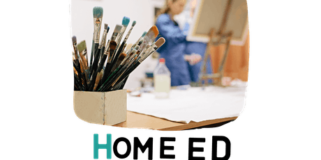 Home Ed Art Club tickets
