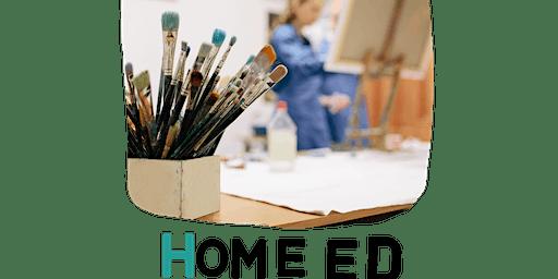 Home Ed Art Club