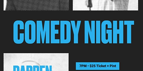 Comix Craft Comedy Night tickets