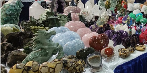 Crystallography Issaquah Spring Showcase: Crystals Rocks Jewelry Minerals