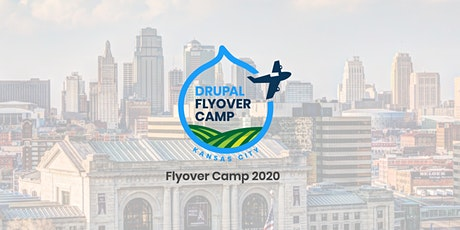 KC Drupal Flyover Camp 2020 tickets