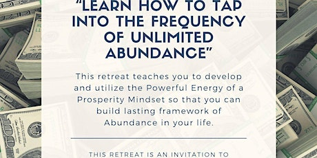 The Money Manifestation Retreat tickets