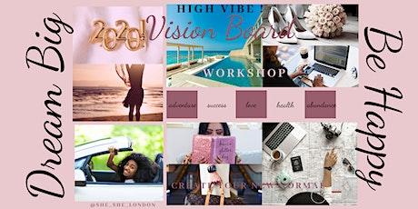 2020 Vision Boarding Workshop tickets