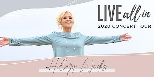 Hilary Weeks - Live All In - Ogden, UT - March 27, 2020