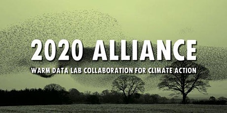 2020 Alliance - Warm Data Lab Collaboration for Climate Action tickets