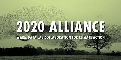 2020 Alliance - Warm Data Lab Collaboration for Climate Action