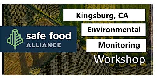 Environmental Monitoring Workshop