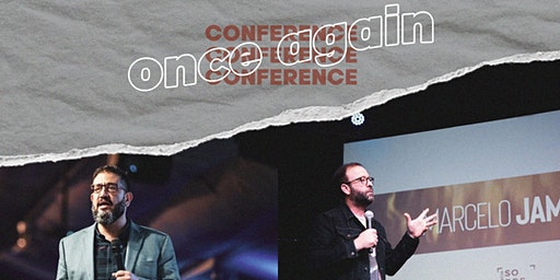 ONCE AGAIN CONFERENCE