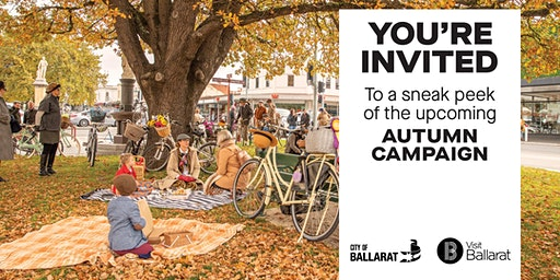 Autumn Campaign Industry Launch