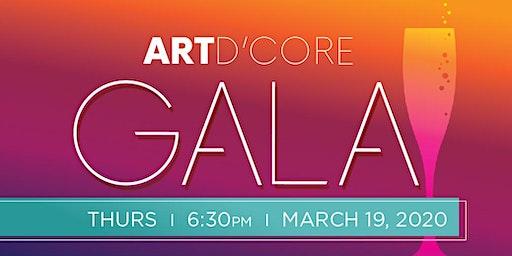 8th Annual Art d'Core Gala