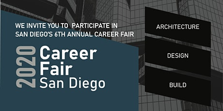 2020 Architecture, Design & Build Career Fair || Employer tickets
