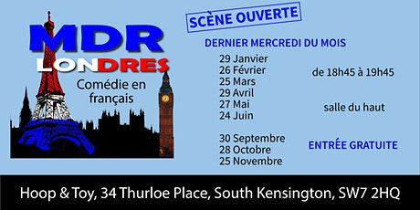 Mdrlondres tickets