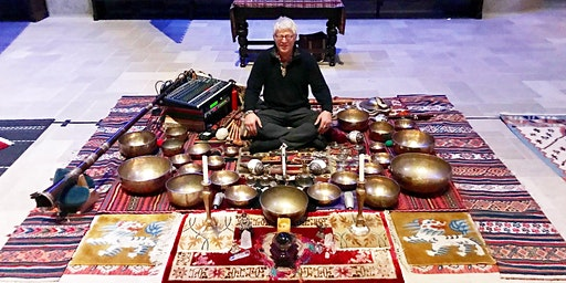 Good Karma: Tibetan Sound Healing  & Story Telling with Karma Moffett