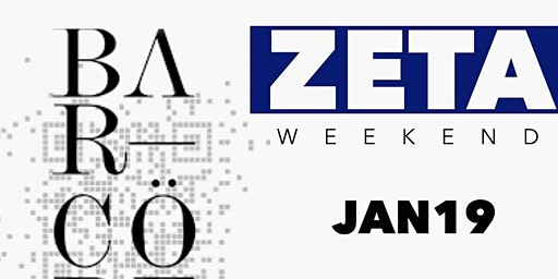 Z100 WEEKEND PRESENTS SUNDAYS AT BARCODE || 1.19.20