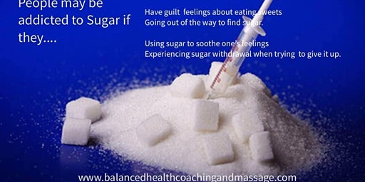 2 WEEK ONLINE FREE YOURSELF FROM SUGAR ADDICTION COURSE