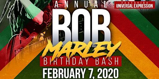 Annual Bob Marley Birthday Bash
