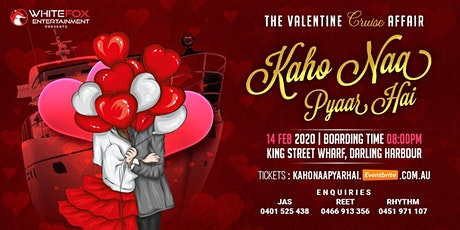 Kaho Naa Pyaar Hai - The Valentine Cruise Affair tickets