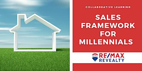 Sales Framework For Millennials tickets