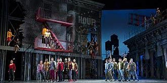West Side Story on Broadway BUS TRIP