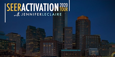 Seer Activation 2020 Tour | Boston, MA tickets