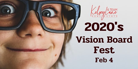 2020's Vision Board Fest tickets