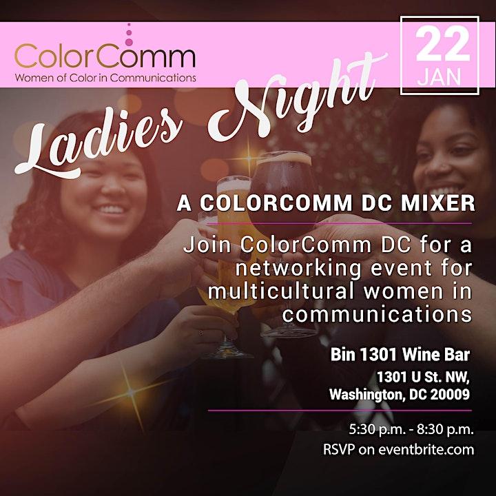 ColorCommDC Mix and Mingle image