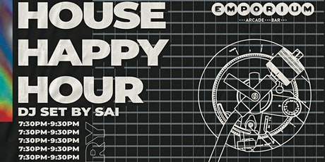 House Happy Hour (DJ set by SAI) tickets
