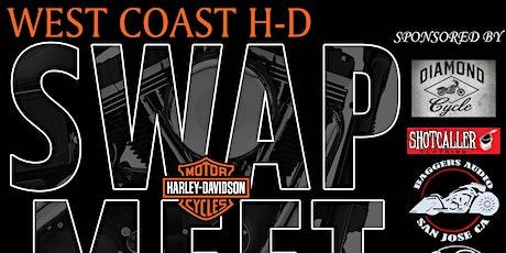 West Coast H-D Swap Meet! tickets