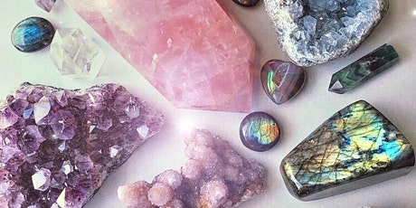 Crystallography Spring Showcase Olympia: Crystals Rocks Gems Jewelry tickets