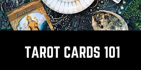 Tarot 101- 4 Day Course tickets
