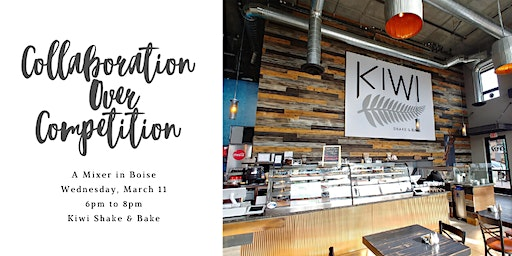 Collaboration Over Competition: A Mixer in Boise