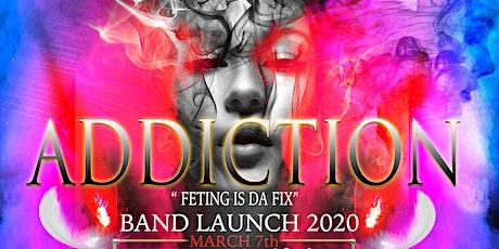 "Good Vibes Mas Band Launch: Addiction ""Fetin' is da Fix"" tickets"