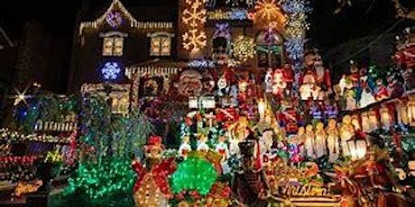 Holiday Lights of Manhattan and Brooklyn (Dyker Heights) BUS TRIP tickets