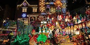Holiday Lights of Manhattan and Brooklyn (Dyker Heights) BUS TRIP