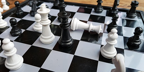 Chess & Checkers Club - Seaford Library tickets