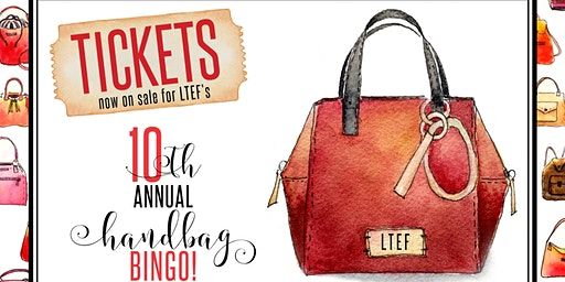 10th Annual Handbag Bingo