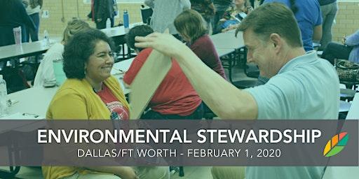 EcoRise: Environmental Stewardship: Dallas/Ft Worth Area