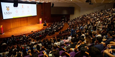 The UNSW Official Welcome to Undergraduate Students tickets