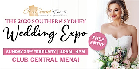 2020 Southern Sydney Wedding Expo tickets