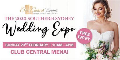 2020 Southern Sydney Wedding Expo